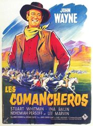 Les Comancheros streaming vf