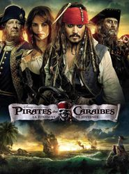 Pirates des Caraïbes : La Fontaine de jouvence streaming vf