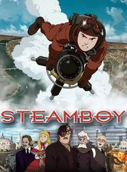 Steamboy streaming vf