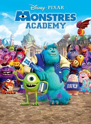 Monstres Academy streaming vf