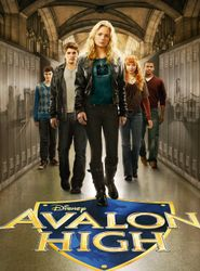 Avalon High : Un amour légendaire streaming vf