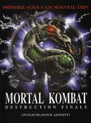Mortal Kombat 2 : Destruction finale streaming vf