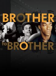 Brother to Brother streaming vf