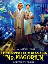 Le Merveilleux Magasin de Mr. Magorium streaming vf
