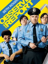 Observe and Report streaming vf