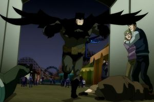 Batman : The Dark Knight Returns, Part 2 2013