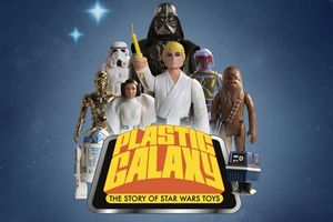 Plastic Galaxy: The Story of Star Wars Toys 2014
