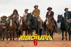 The Ridiculous 6 film complet