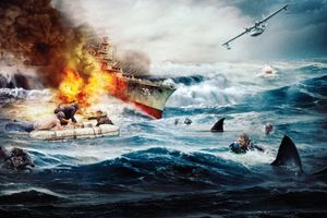 USS Indianapolis film complet