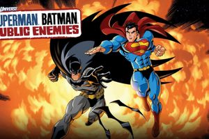 SuperMan/Batman: Ennemis publics film complet
