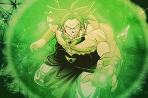 Dragon Ball Z - Broly le super guerrier film complet