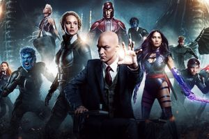 X‐Men : Apocalypse film complet