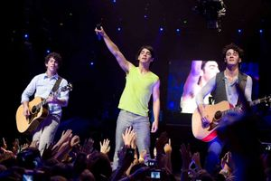 Jonas Brothers: The Concert Experience.
