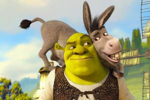 Shrek film complet