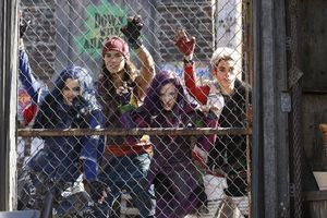 Descendants film complet
