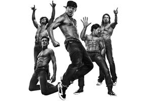 Magic Mike XXL film complet