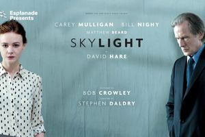 National Theatre Live: Skylight film complet