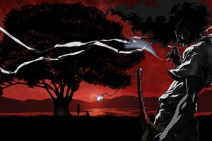 Afro Samurai Resurrection film complet