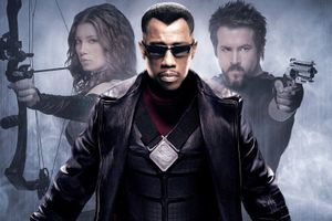 Blade : Trinity film complet