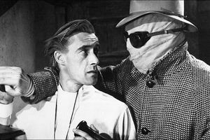 The Invisible Man's Revenge film complet