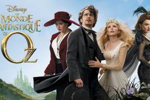 Le monde fantastique d'Oz film complet