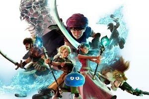 Dragon Quest : Your Story film complet