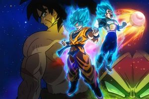 Dragon Ball Super - Broly film complet