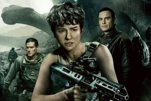 Alien : Covenant film complet