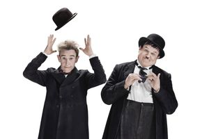 Stan & Ollie film complet