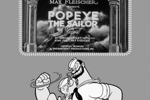 Popeye the Sailor film complet