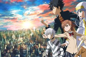 A Certain Magical Index film complet