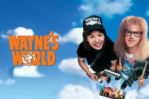 Wayne's World film complet