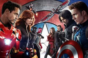 Captain America : Civil War film complet
