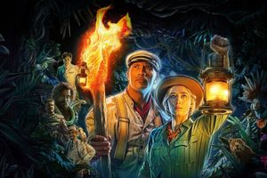Jungle Cruise film complet