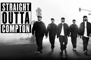 N.W.A : Straight Outta Compton film complet
