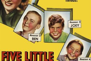 Five Little Peppers in Trouble film complet