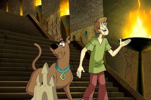 Scooby-Doo ! au Pays des Pharaons film complet