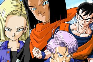 Dragon Ball Z - L'Histoire de Trunks 1993