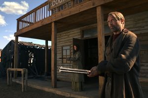 The salvation film complet