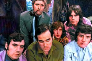 Monty Python's Flying Circus film complet