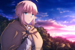 Fate/stay night: Heaven's Feel I. presage flower.