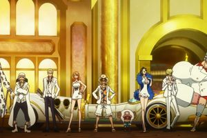 One Piece, film 13 : Gold film complet