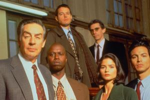 New York District / New York Police Judiciaire film complet