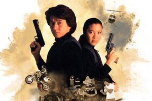 Police Story 3 : Supercop film complet