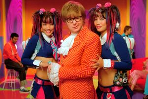 Austin Powers dans Goldmember film complet