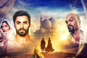 Adventures of Aladdin film complet