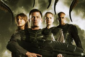 Starship Troopers 3, Marauder film complet