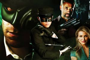 The Green Hornet film complet