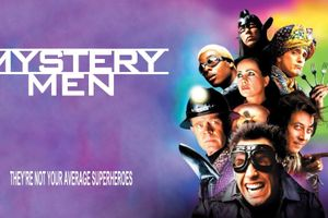 Mystery Men film complet