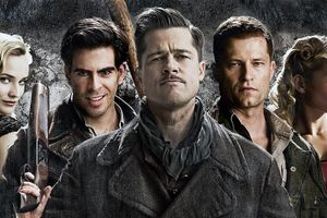 Inglourious Basterds film complet